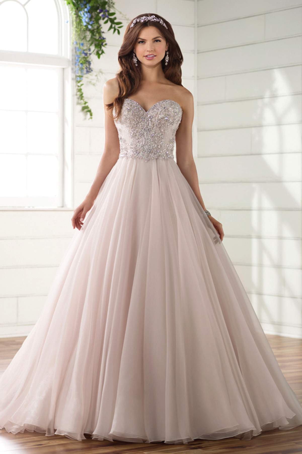 Style D2272 by Essense of Australia - Find Your Dream Dress