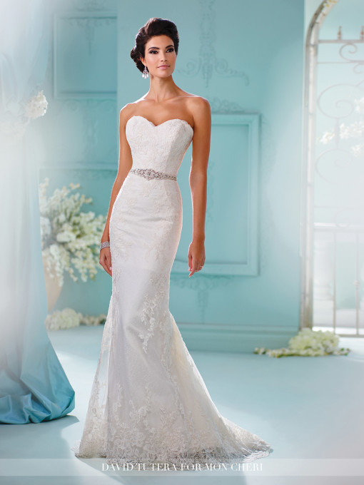 Without a Train Wedding Gowns