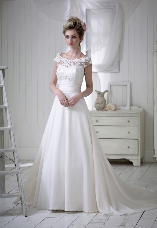 5 wedding dresses that will work perfectly for vintage for Build your dream wedding dress