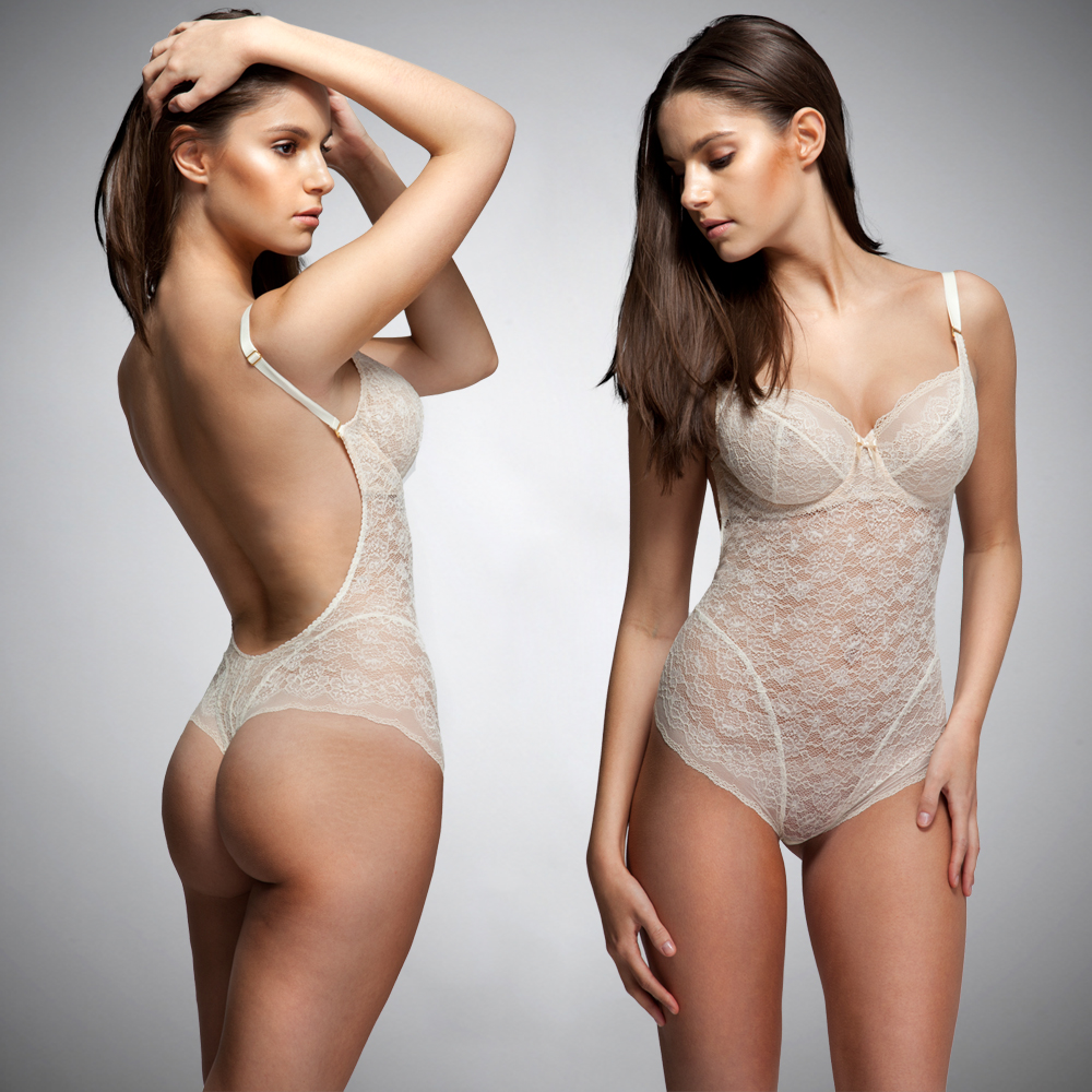 Bridal Underwear To Wear With Your Backless Wedding Dress