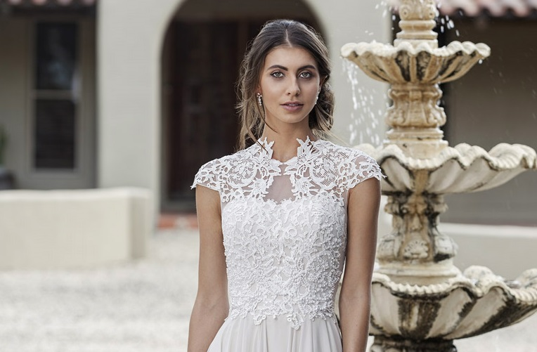 8dfaefec5b0 5 wedding dresses that will work perfectly for vintage-style weddings -  Find Your Dream Dress