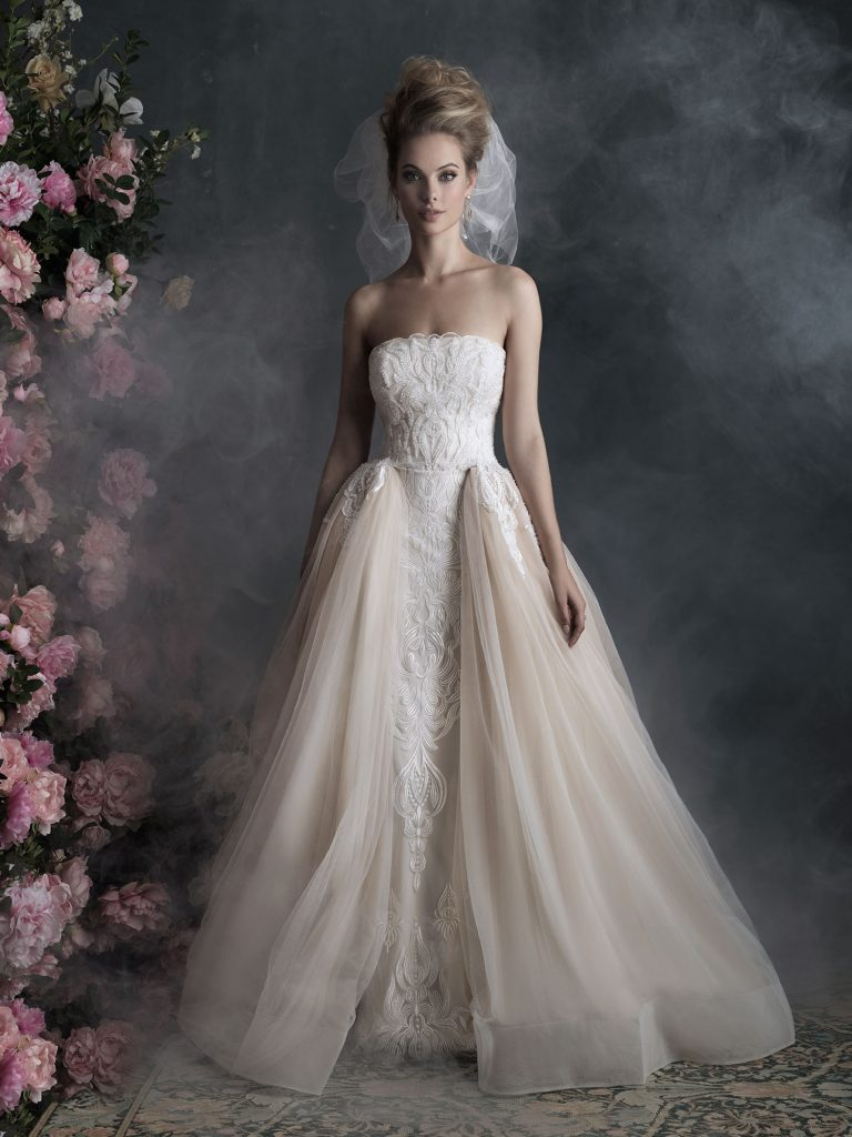 5 beautiful allure couture wedding dresses for spring 2017 find c400f ombrellifo Choice Image