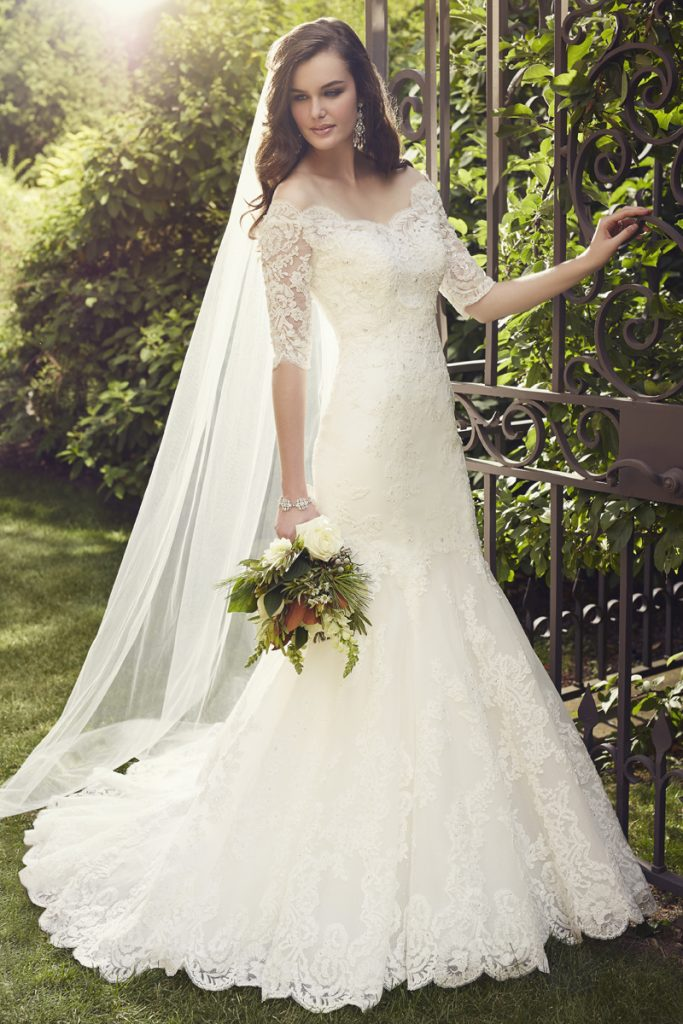 8dd2acf8195 Long-sleeved wedding dresses from Essense Designs - Find Your Dream ...