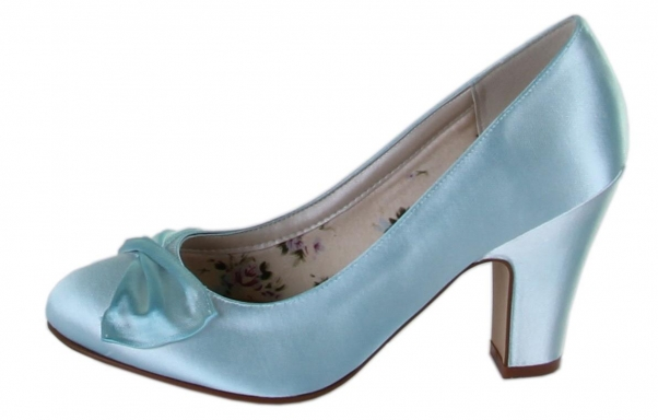 Blue Wedding Shoes For Colourful Brides Love Our Wedding