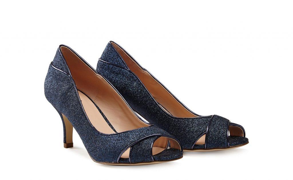 Paradox glitter heels