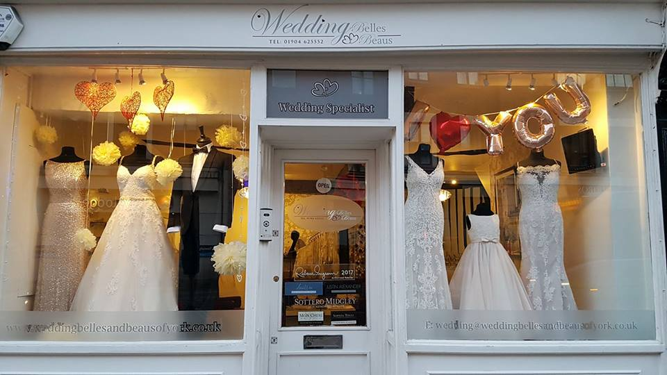 9595283612f77 Boutique spotlight: Wedding Belles and Beaus of York - Find Your Dream Dress