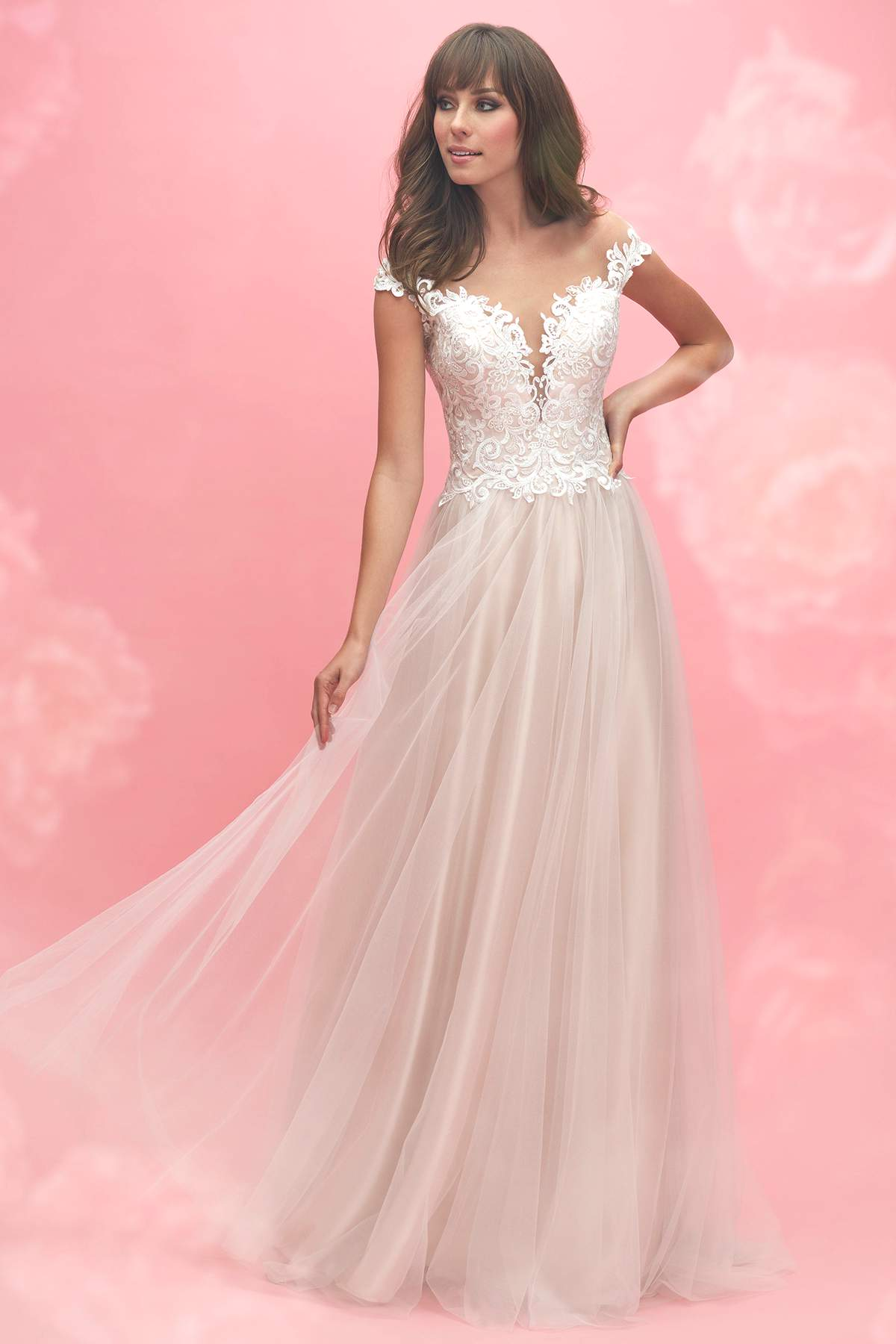 Style 3052 by Allure Romance - Find Your Dream Dress