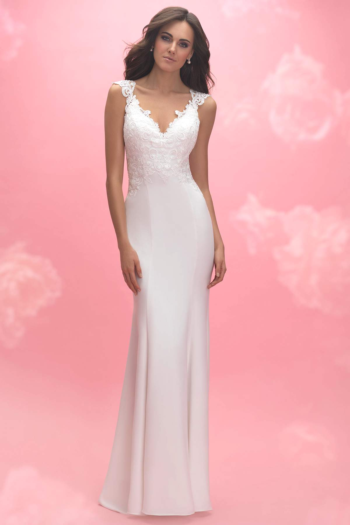 Style 3058 by Allure Romance - Find Your Dream Dress