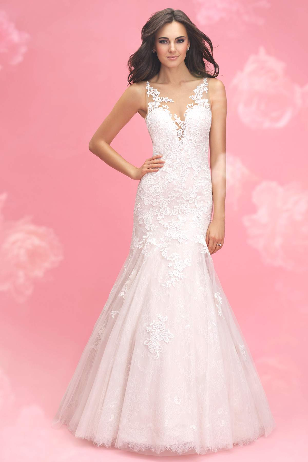 Style 3066 by Allure Romance - Find Your Dream Dress