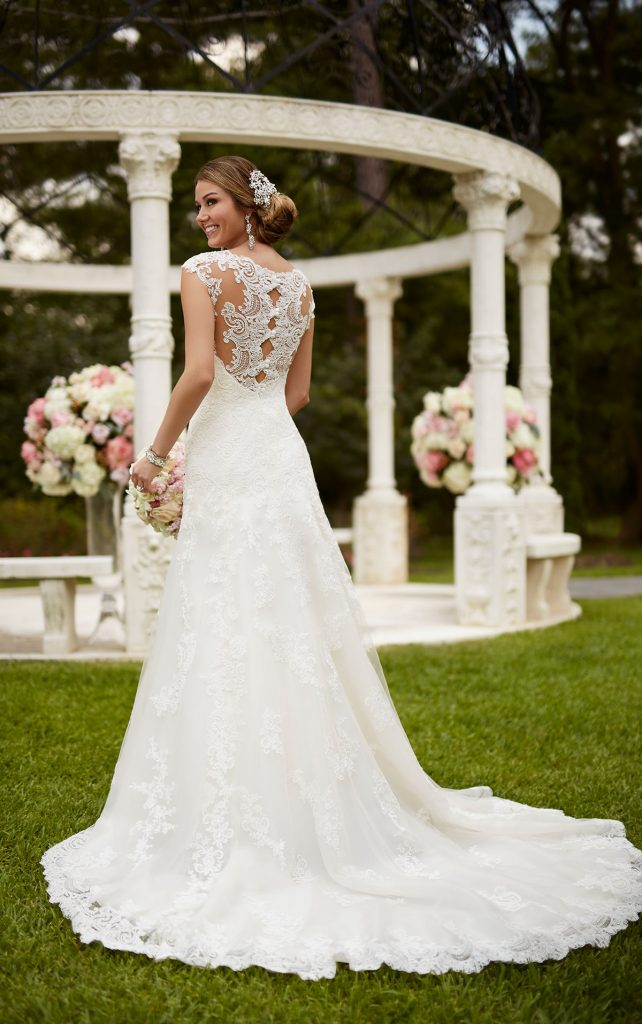 Vintage-style wedding dresses for the modern bride - Find Your Dream ...