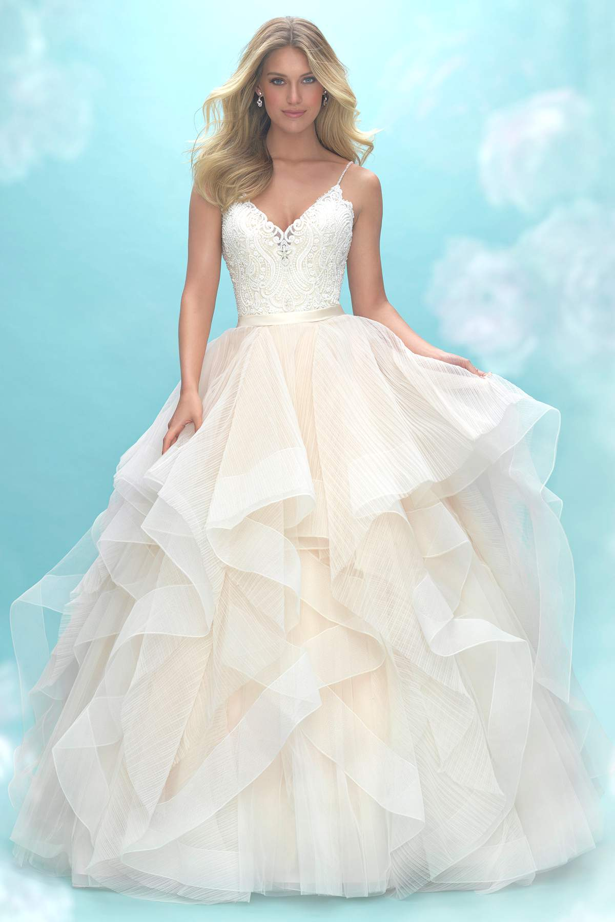 4589ec1711c1 Style 9450 by Allure Bridals - Find Your Dream Dress