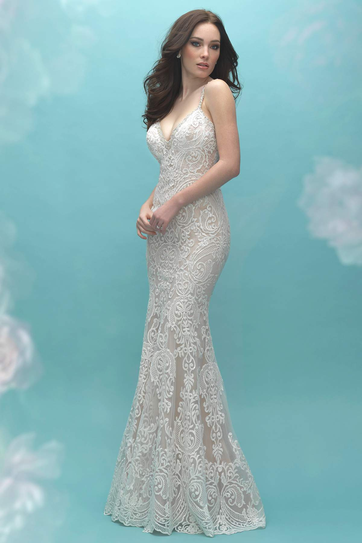 bb8b60fd3b Style 9452 by Allure Bridals - Find Your Dream Dress