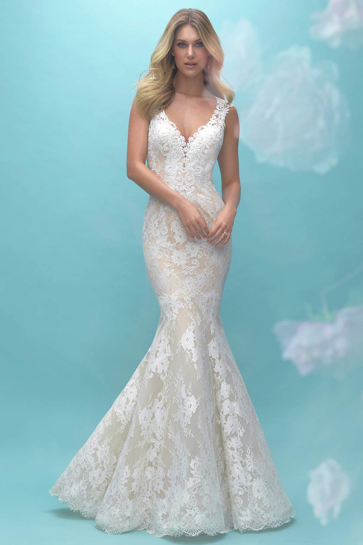 139b19a02b1ff Style 9464 by Allure Bridals - Find Your Dream Dress