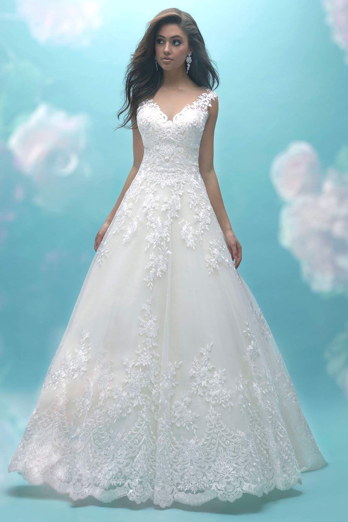 6f12e68d301 Style 9470 by Allure Bridals - Find Your Dream Dress
