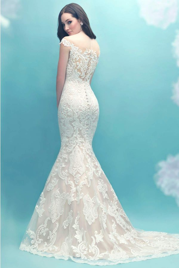 Style 9474 by allure bridals find your dream dress for Plus size wedding dresses in wichita ks