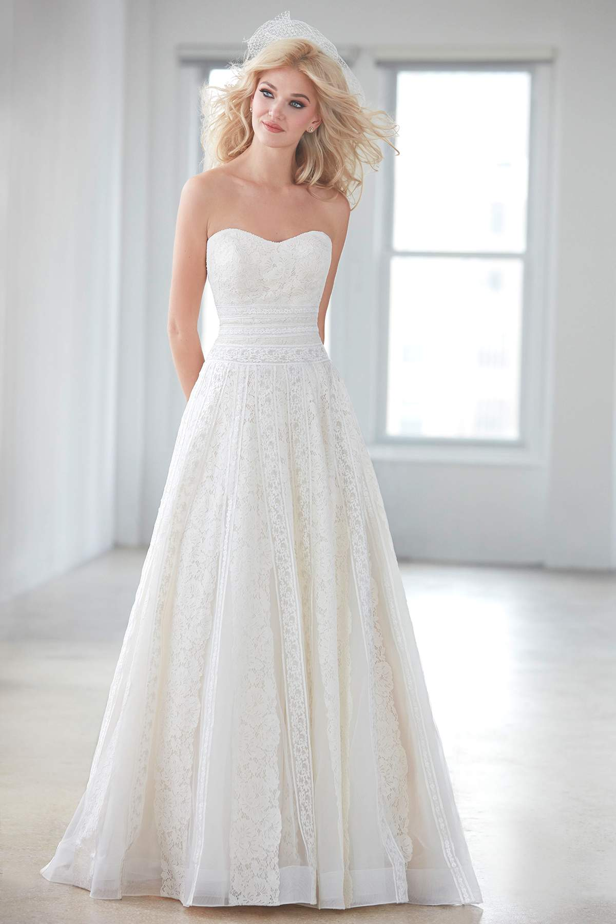 Style mj363 by madison james find your dream dress for Madison james wedding dress prices