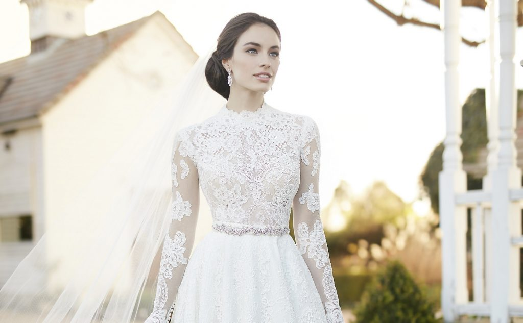 Vintage-style Wedding Dresses For The Modern Bride