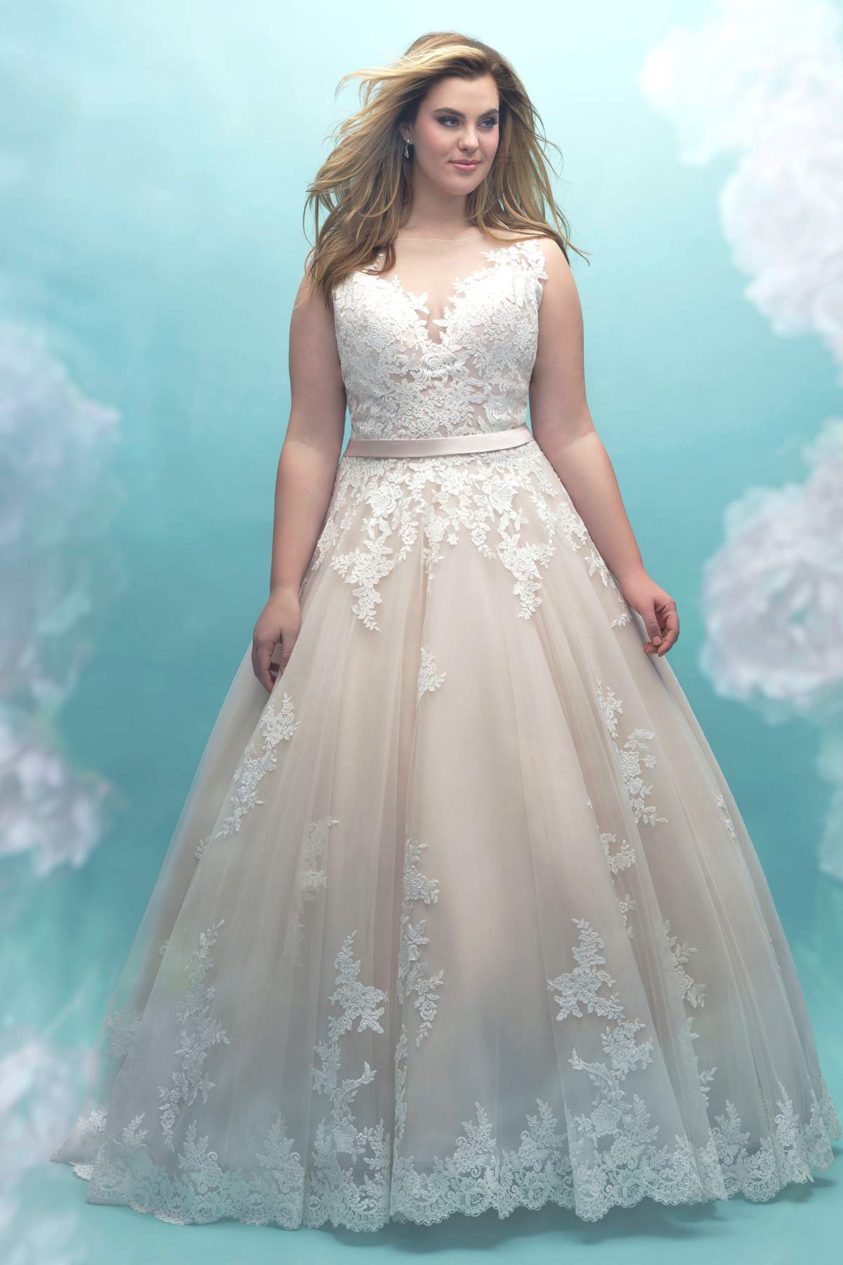 Style W405 by Allure Women - Find Your Dream Dress