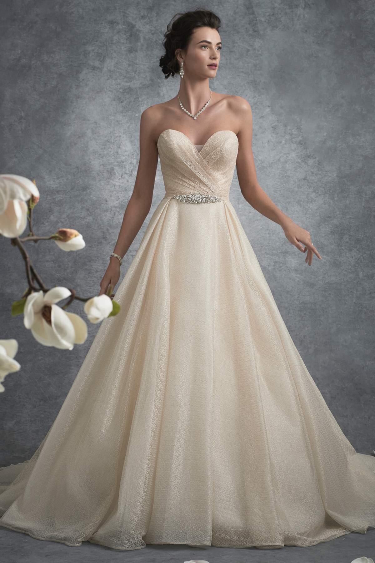 Style Y21760 Venus by Sophia Tolli - Find Your Dream Dress