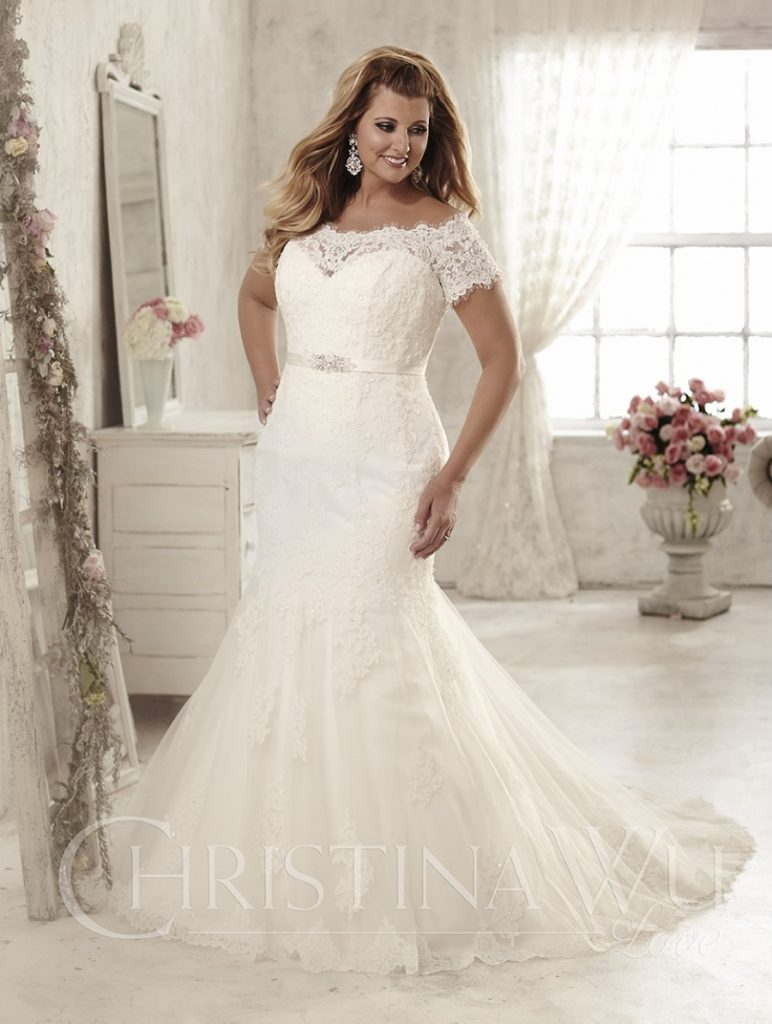 Mermaid wedding dresses for curvy brides - Find Your Dream Dress