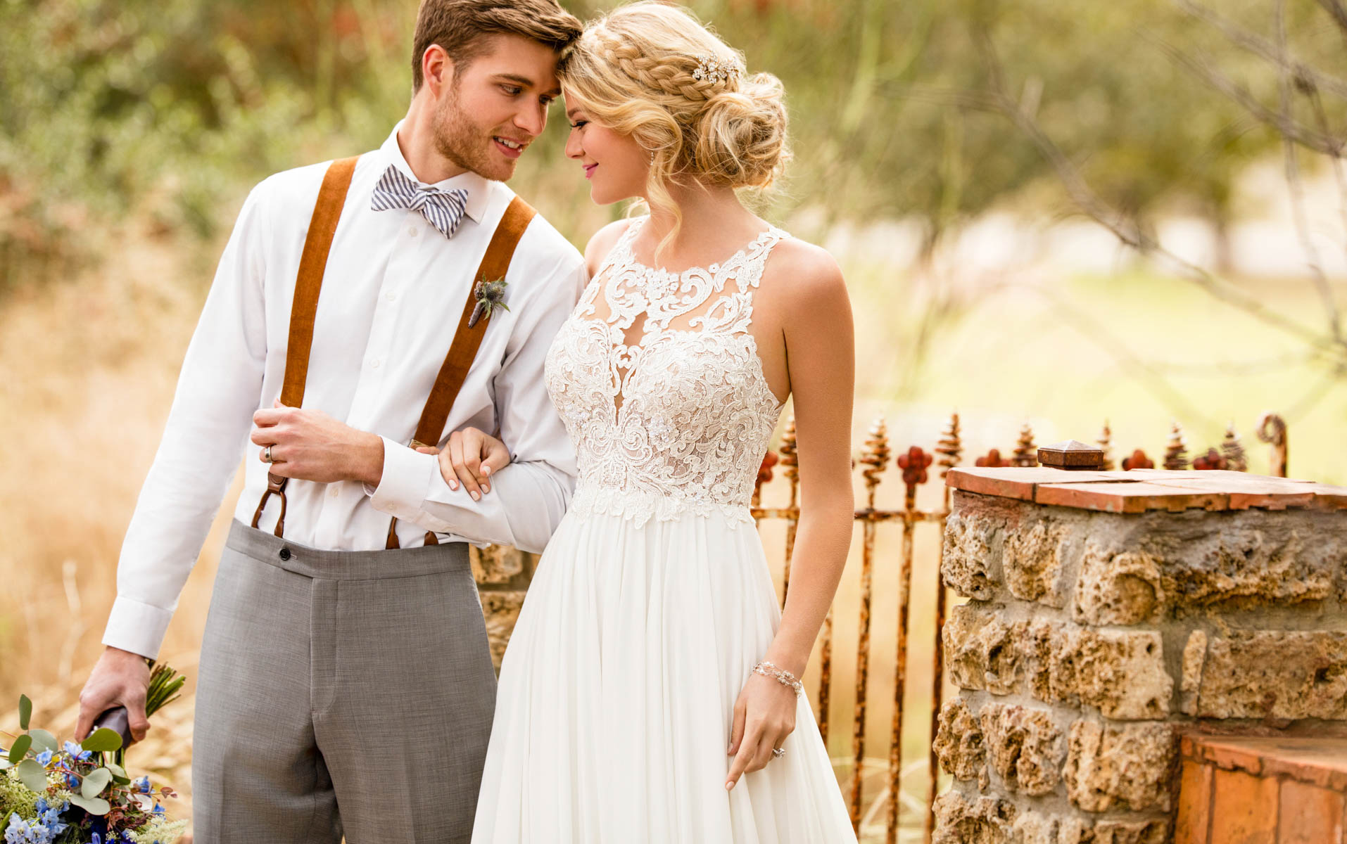 Boho Wedding Dresses For The Free Spirited Bride Find Your Dream Dress