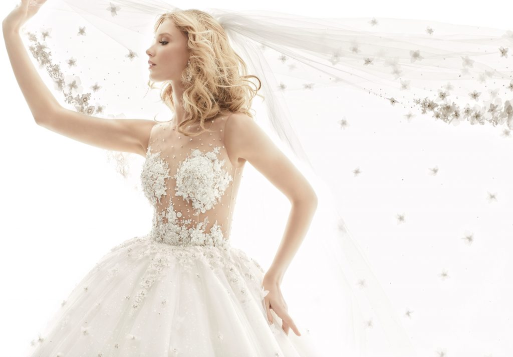 The New Randy Fenoli Bridal Line Is Full Of Dreamy Princess Gowns