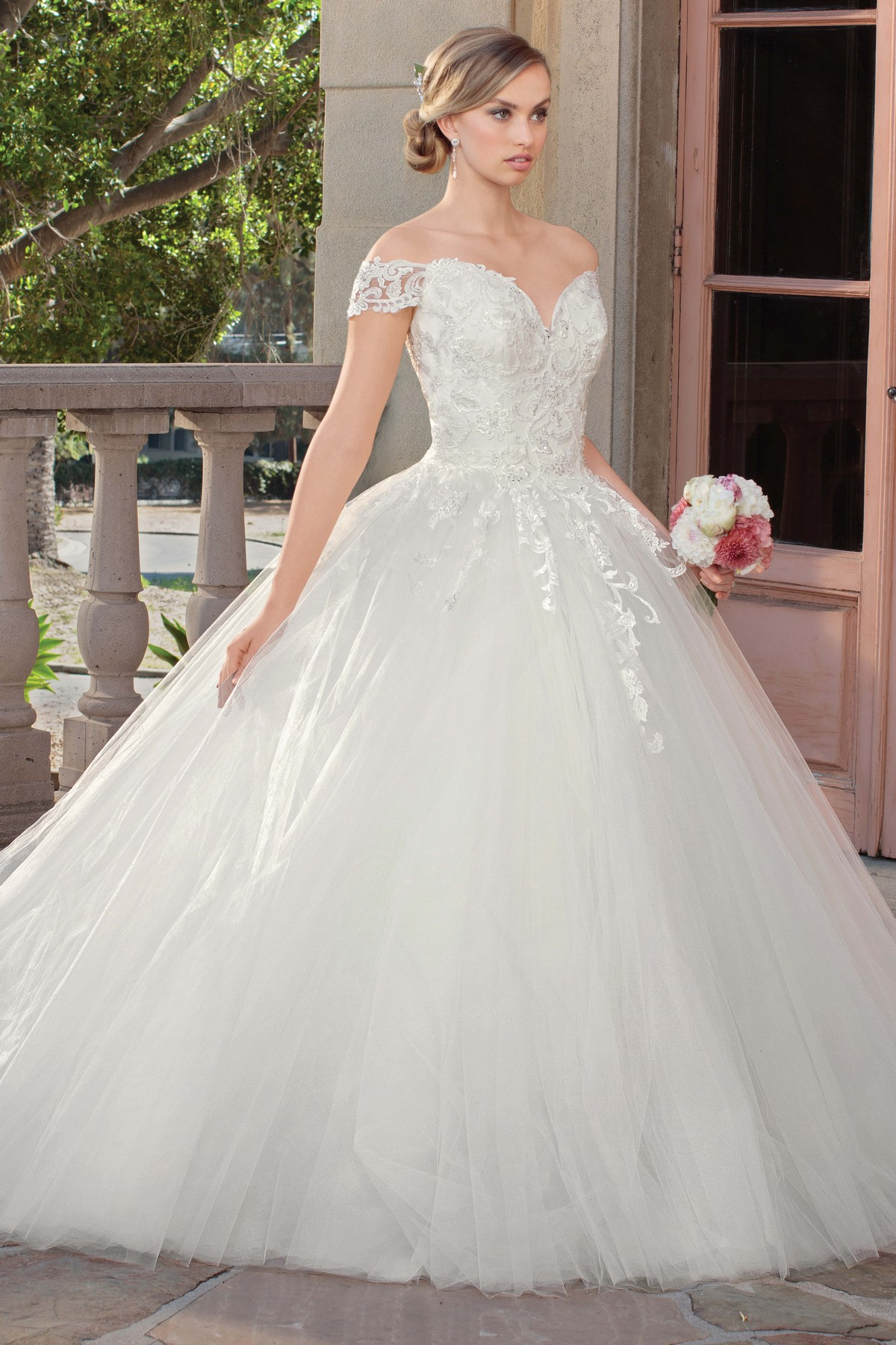 a14939109ca Style 2312 Gracie by Casablanca Bridal - Find Your Dream Dress