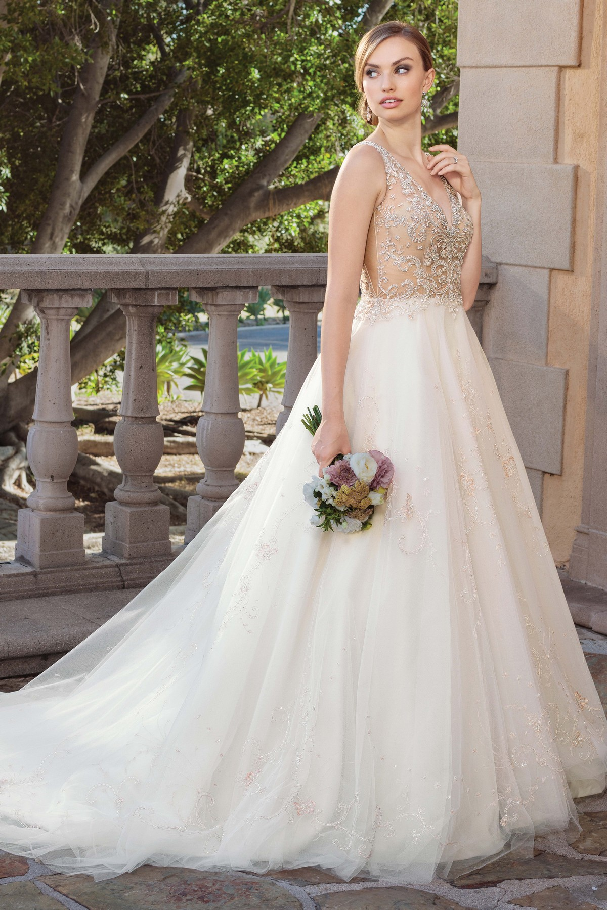 d63493570f Style 2316 Sable by Casablanca Bridal - Find Your Dream Dress