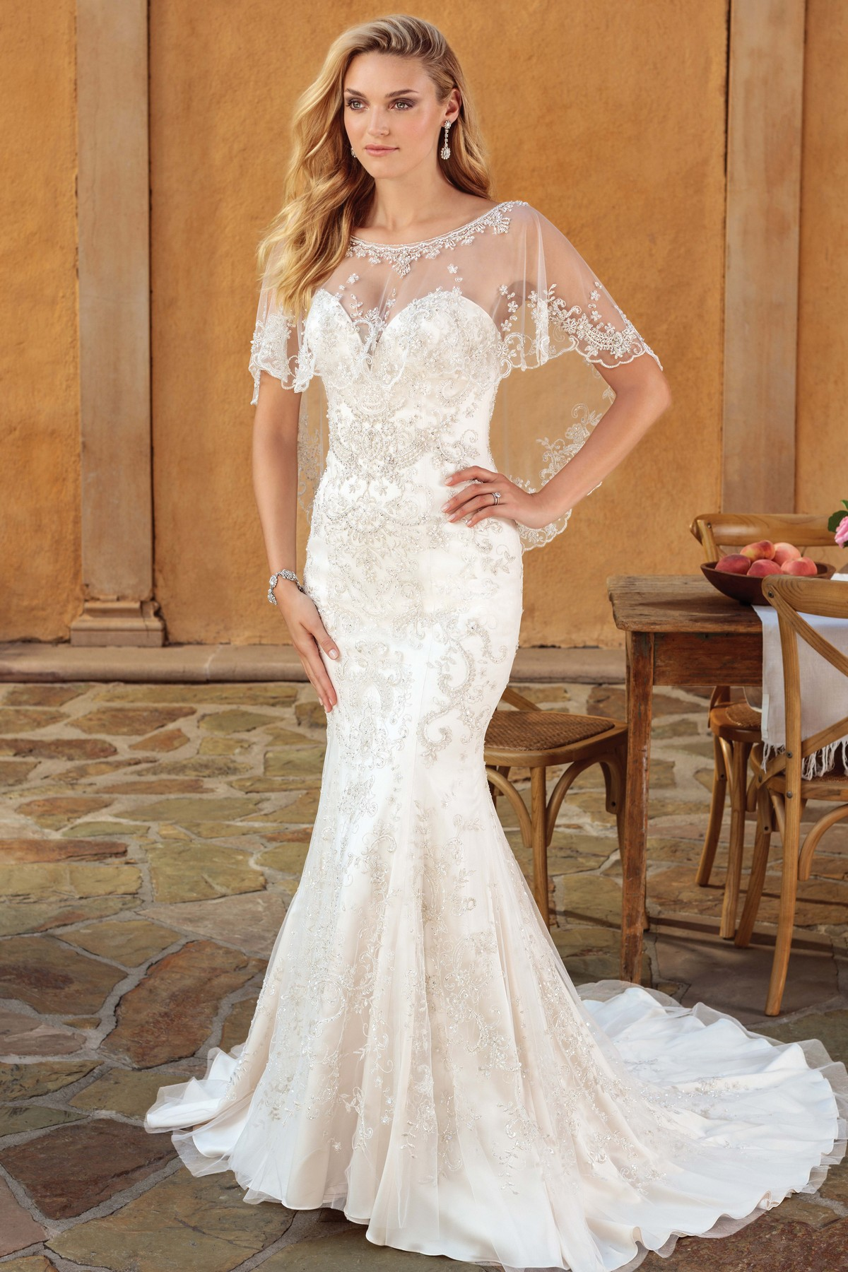 a4283c8a2934f Style 2323 Haven by Casablanca Bridal - Find Your Dream Dress