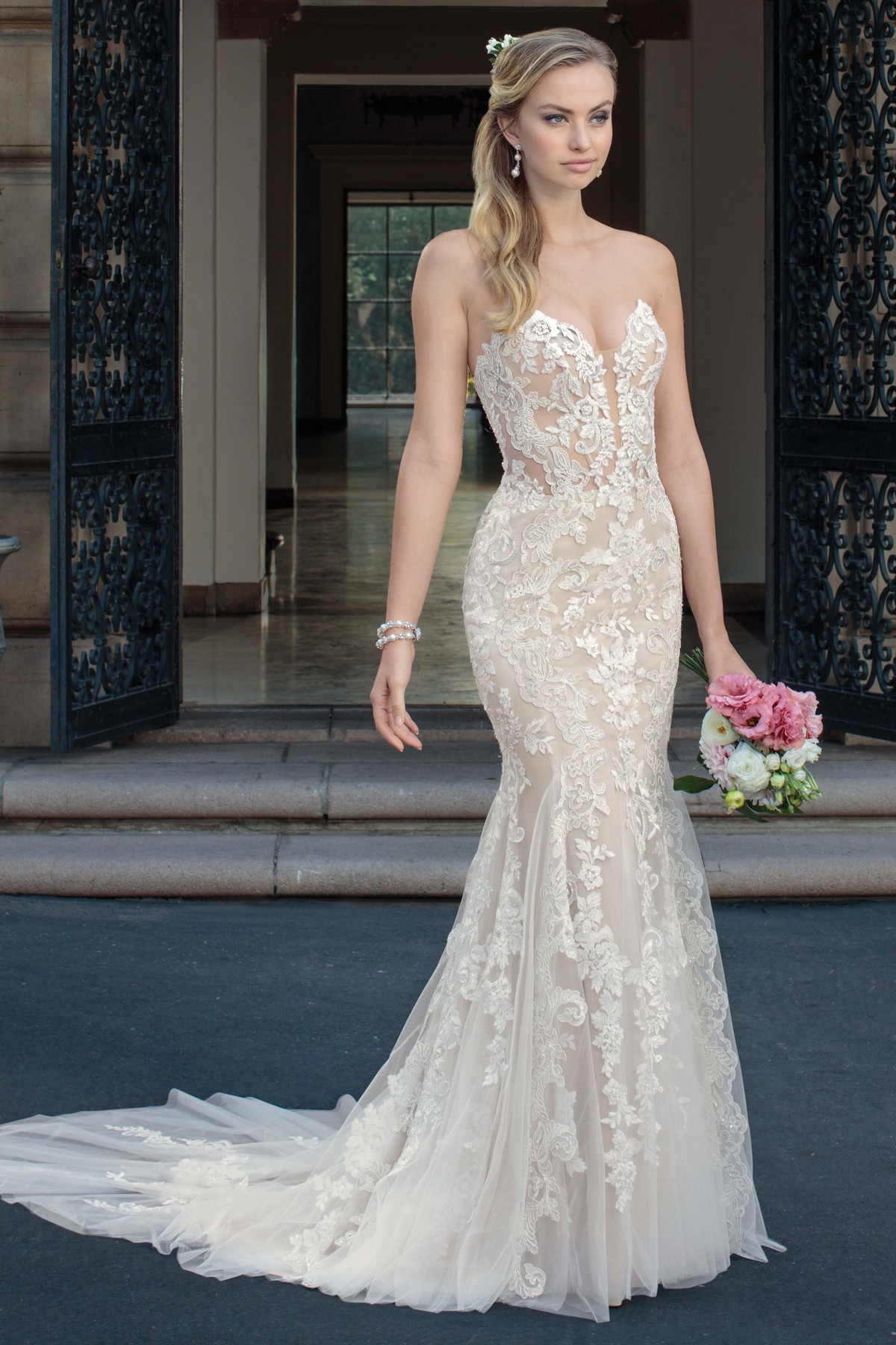 01e226ee0b9e9 Style 2325 Maisie by Casablanca Bridal - Find Your Dream Dress