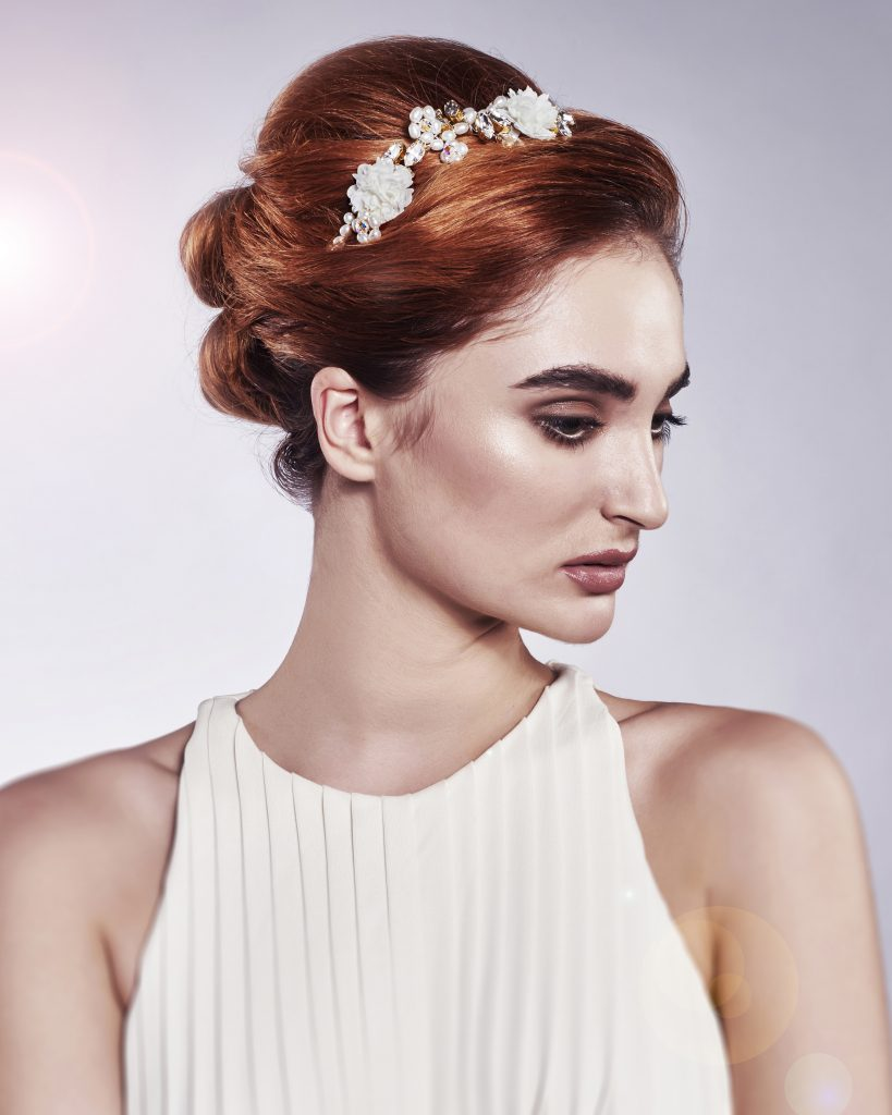 How to choose your bridal hair accessories