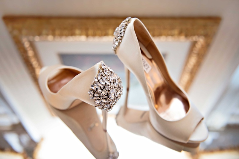 d2867969351 Badgley Mischka wedding shoes for every bridal style - Find Your Dream Dress