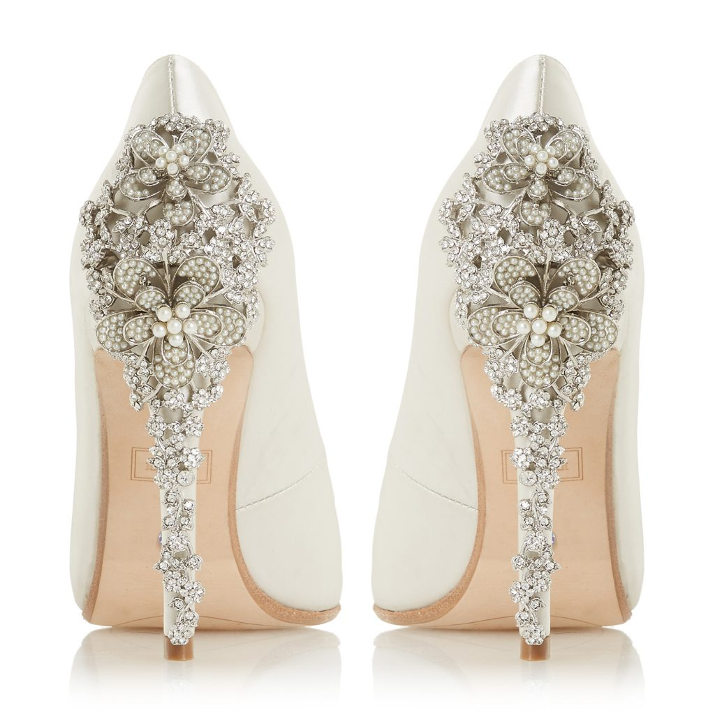 Dune Bridal Shoes Uk