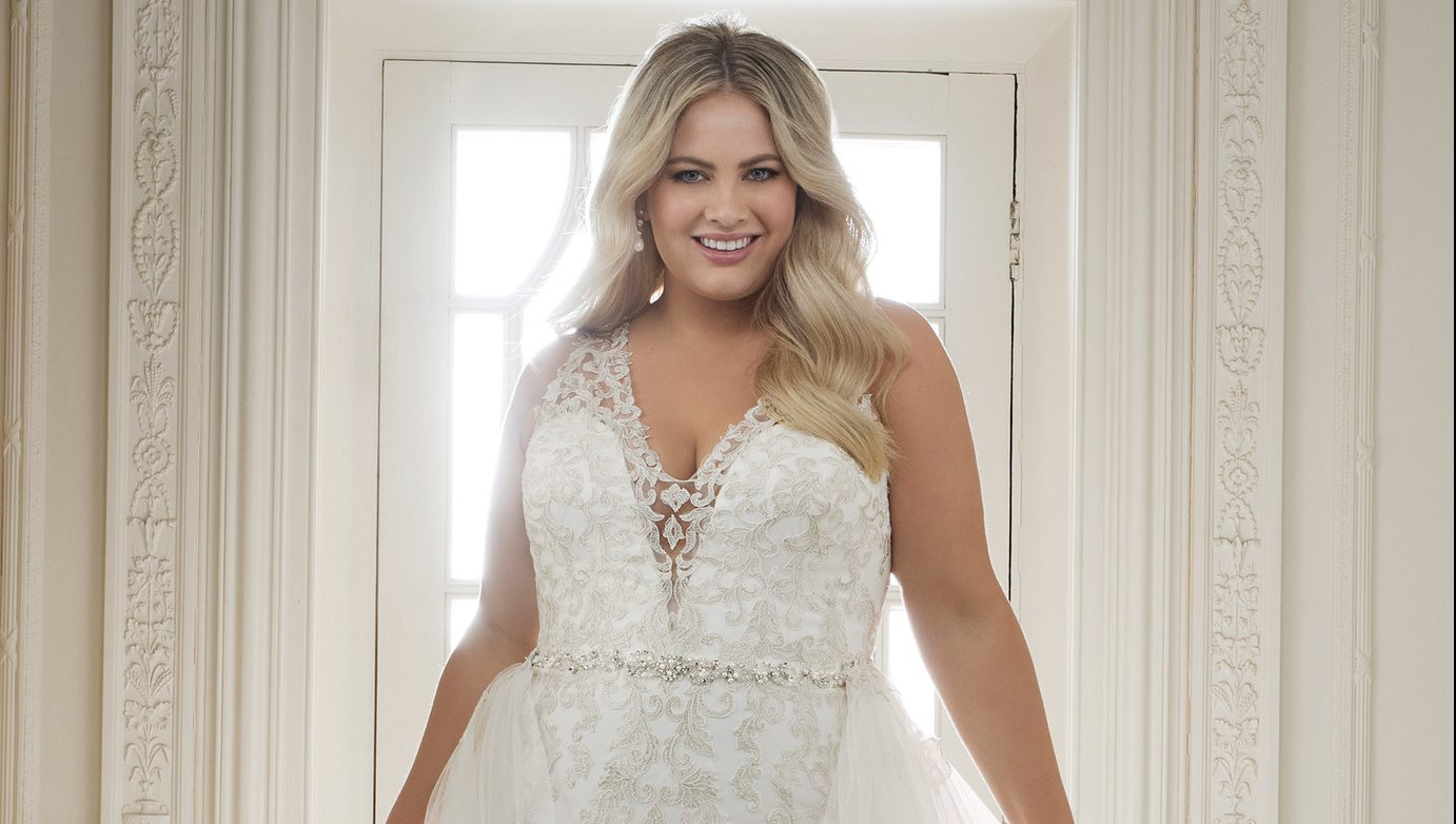 0ee5254cc7ac2 Plus size wedding dresses from Sophia Tolli! - Find Your Dream Dress