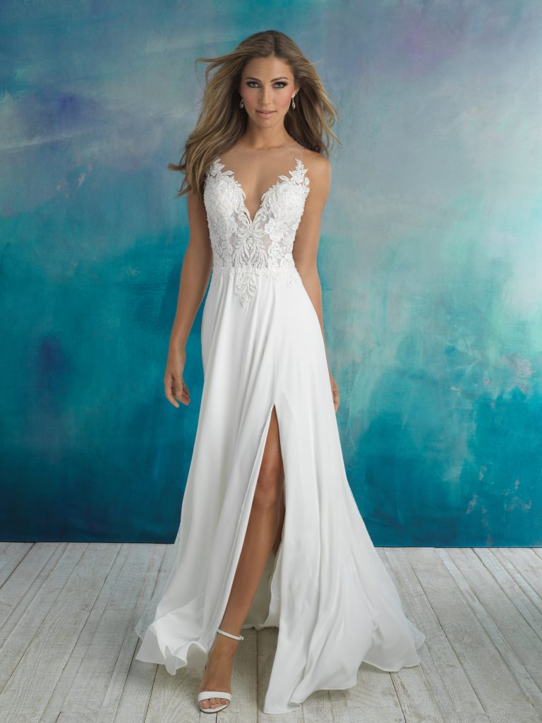 Wedding dresses to suit your body shape! - Find Your Dream Dress