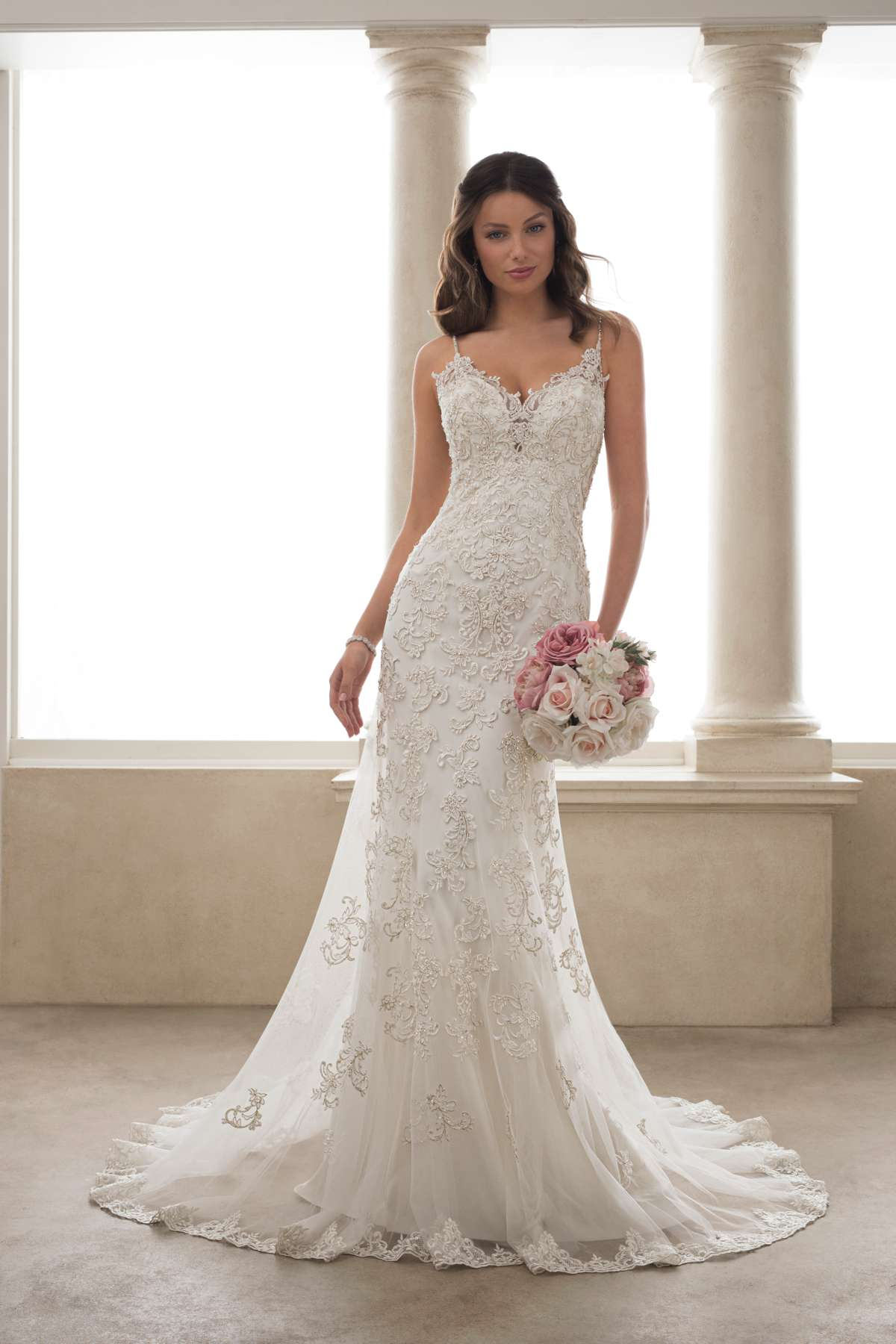 2673b3590fc3 Y21817 Turquoise by Sophia Tolli - Find Your Dream Dress
