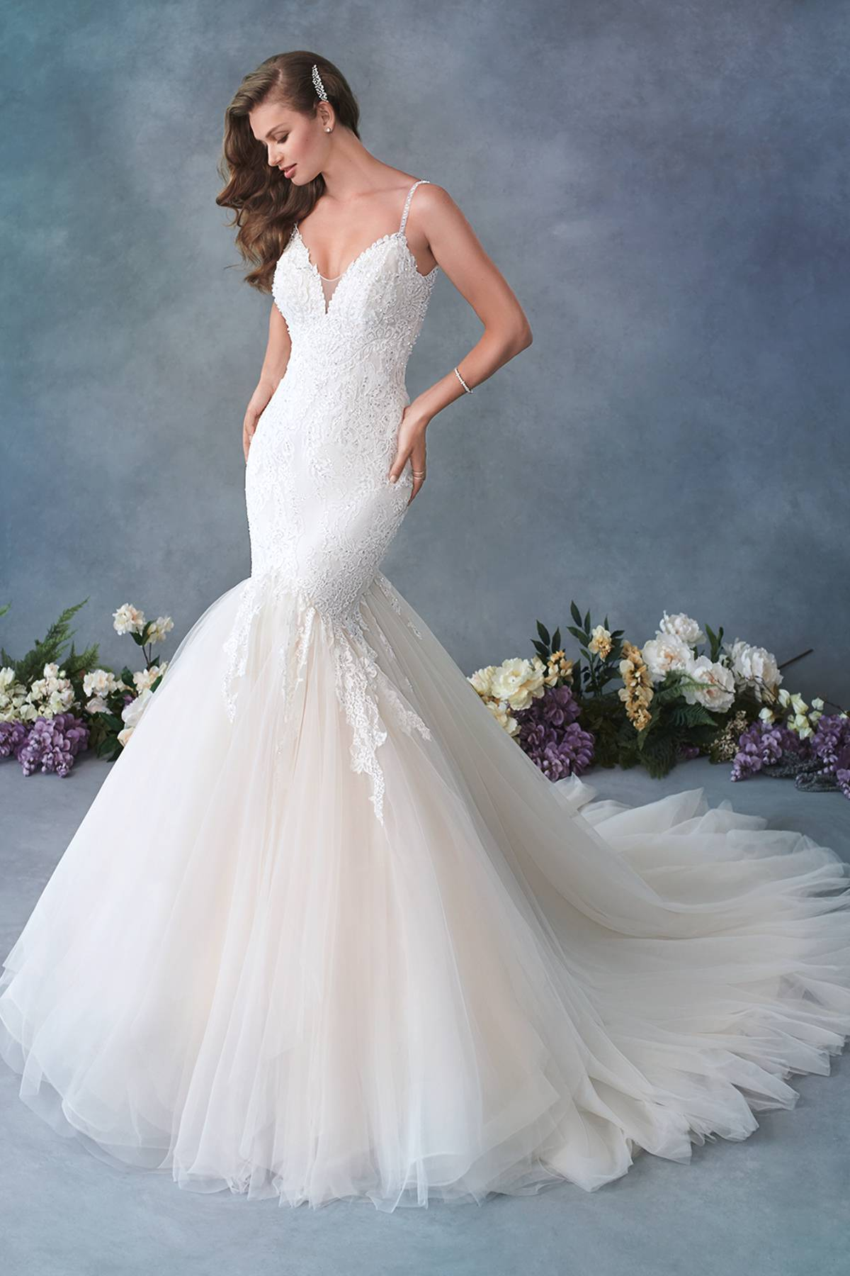 4cc9547e62bc Style 1827 by Kenneth Winston - Find Your Dream Dress