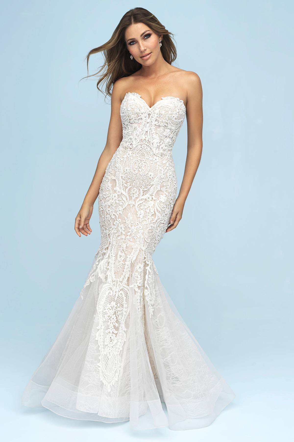 Style 9601 By Allure Bridals Find Your Dream Dress