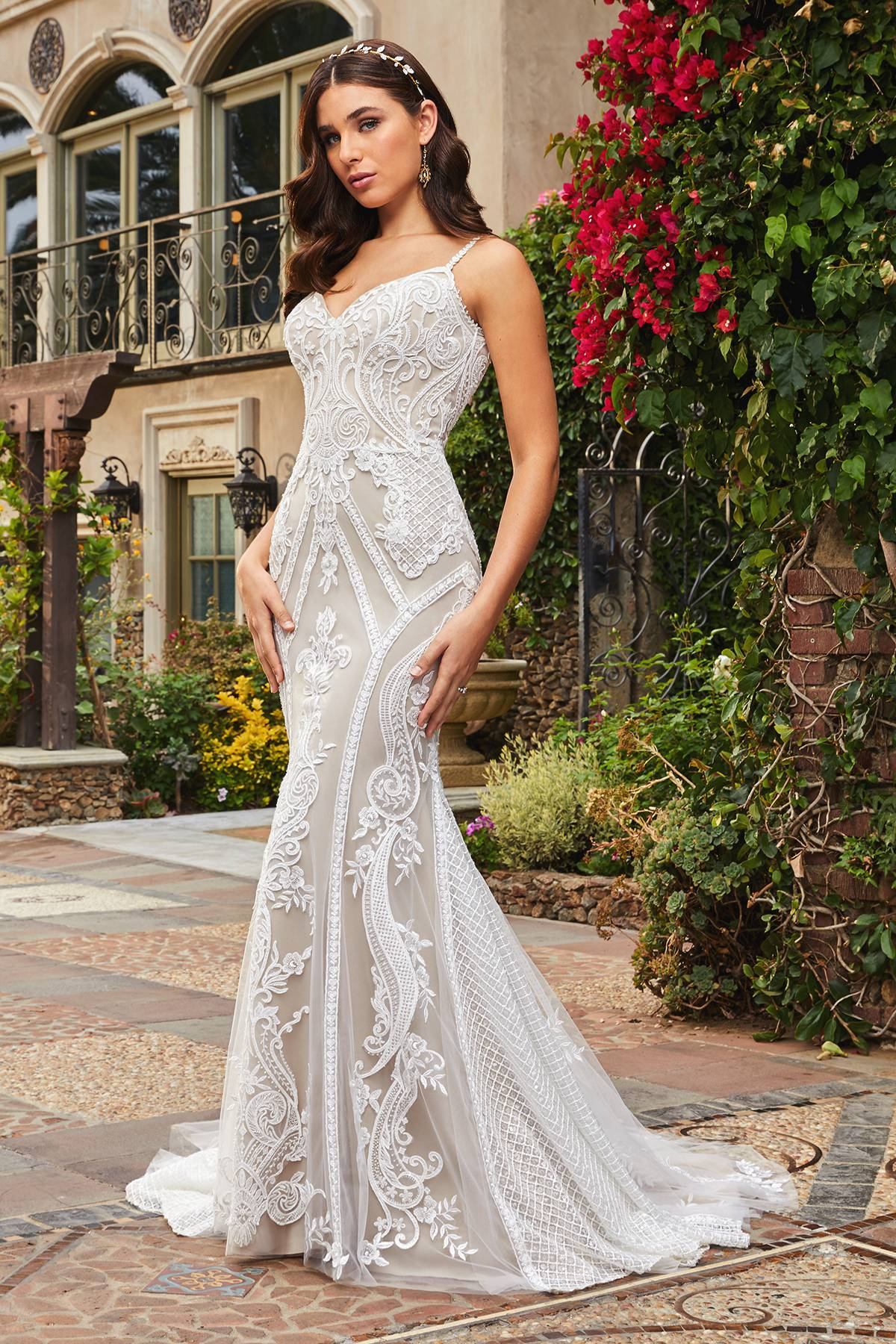Kendra Style 20 by Casablanca Bridal   Find Your Dream Dress